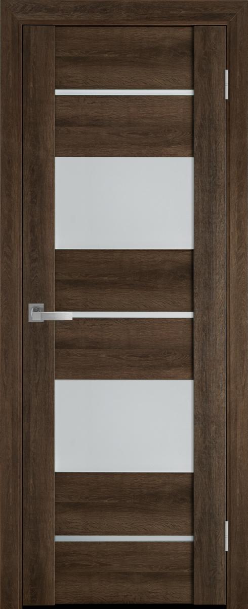 """Міжкімнатні двері """"Аскона"""" G 600, колір бук табачний"""