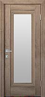 """Міжкімнатні двері """"Мілла"""" G 800, колір горіх європейський"""