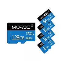 Карта памяти. Флешка MicroSD 128 ГБ MicroSDHC, фото 1