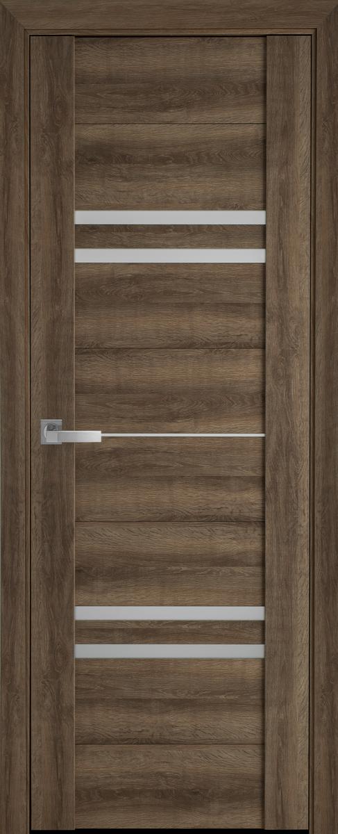 """Міжкімнатні двері """"Меріда"""" G 700, колір бук шато"""