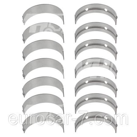 Вкладыши коренные для двигателя Toyota 11Z, 12Z, 13Z, 14Z