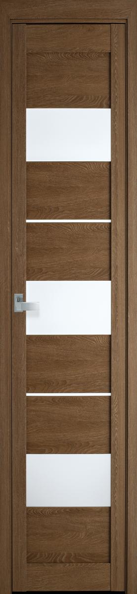 """Міжкімнатні двері """"Лілу"""" G 400, колір дуб медовий"""