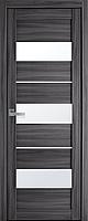 """Міжкімнатні двері """"Лілу"""" G 600, колір дуб атлант"""
