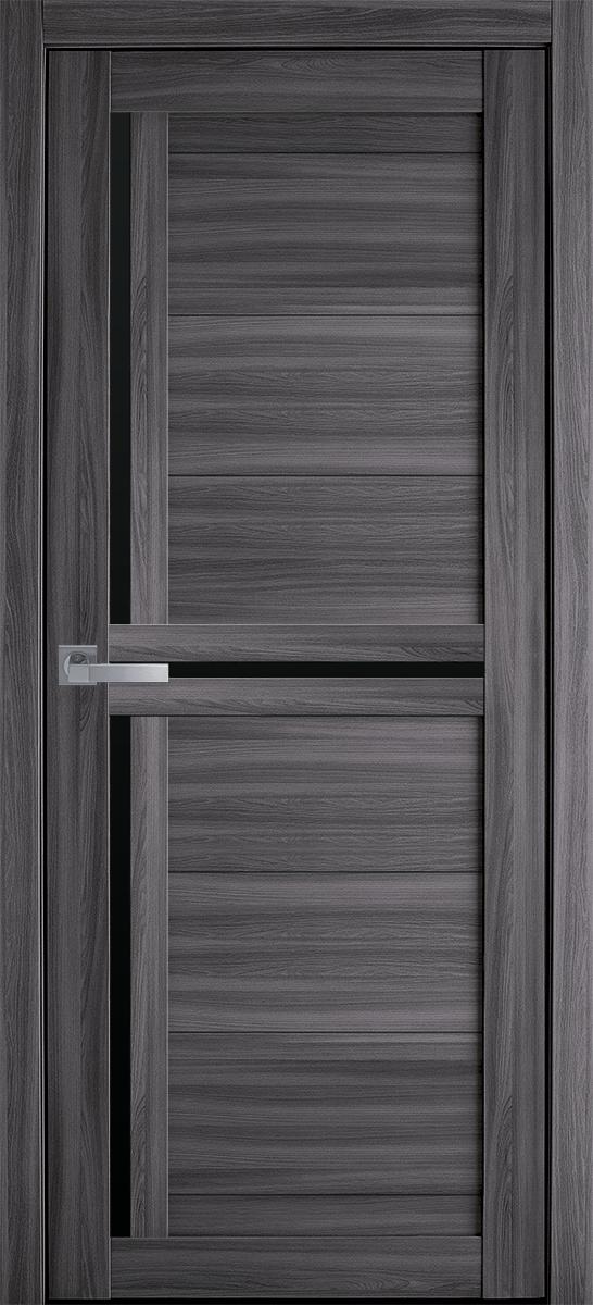 """Міжкімнатні двері """"Трініті"""" BLK 800, колір дуб атлант"""