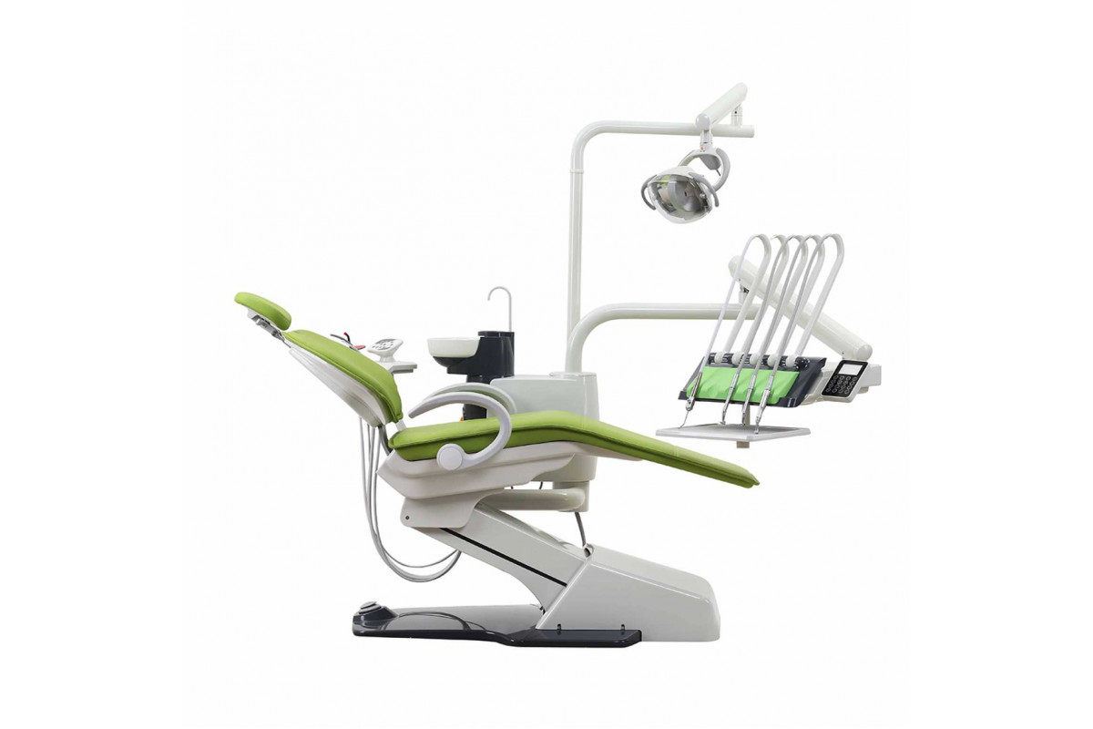 Стоматологічна установка WOZO A1 верхня подача Dentix