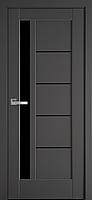 """Міжкімнатні двері """"Грета"""" BLK 800, колір антрацит"""