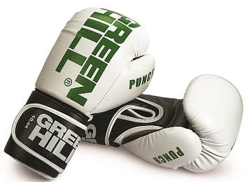 Перчатки боксерские Green Hill Punch