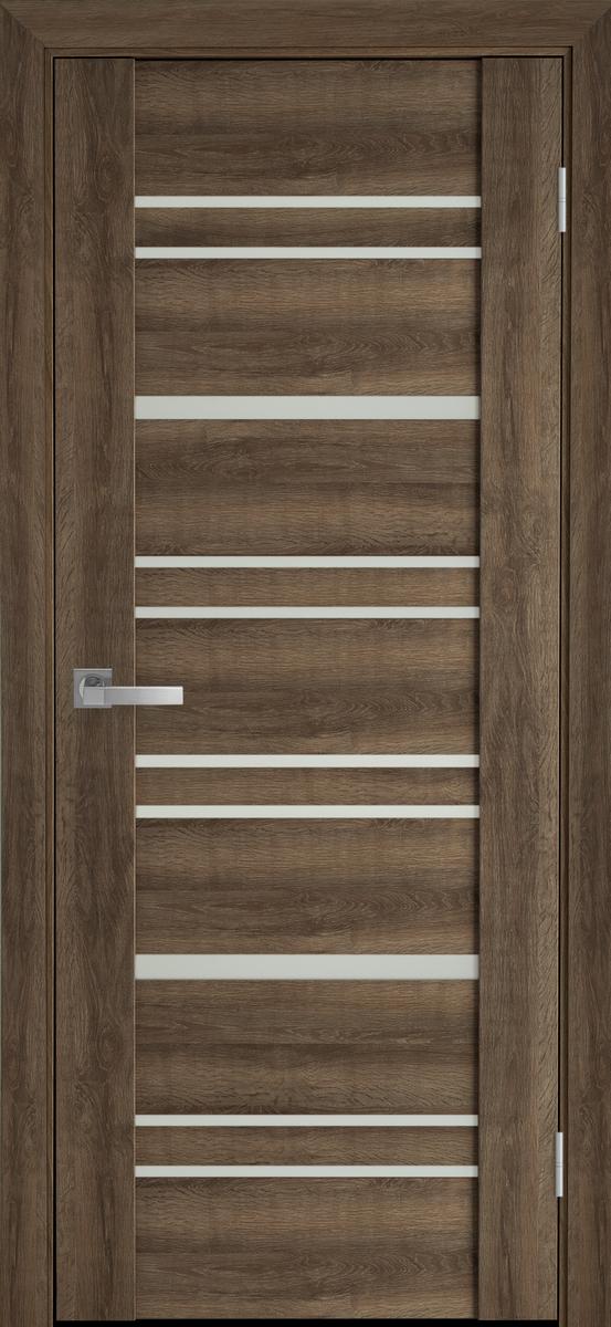 """Міжкімнатні двері """"Валенсія"""" G 800, колір бук шато"""