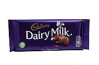 Шоколад Cadbury Dairy Milk 110 г