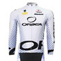 Велокуртка Orbea Fitness M белая
