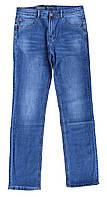 Джинсы мужские демисезонные синие. джинси Размер 33