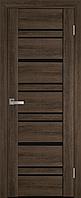"""Міжкімнатні двері """"Валенсія"""" BLK 600, колір бук табачний"""