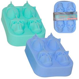 Форма силіконова для льоду 11,5х8,2х4,2 см Скиллетс SNT 3200-41