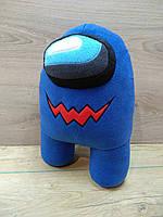 Амонг Ас Космонавт, Все цвета, Мягкая игрушка Among Us, Амонги подарок