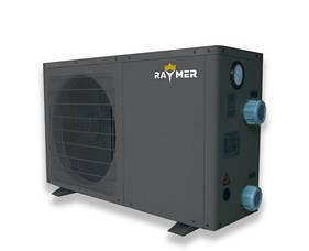 Тепловий насос для підігріву води в басейнах Raymer FAP-04 на 16 кВт та 380В, 5 років гарантія на компресор