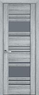 """Міжкімнатні двері """"Ніцца"""" GRF 600, колір бук кашемір"""