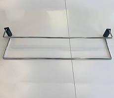Полиця для взуття з заднім кріпленням 44см-75см