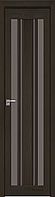 """Міжкімнатні двері """"Верона C2"""" BR 400, колір перлина кавова"""