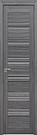 """Міжкімнатні двері """"Венеція C1"""" GRF 400, колір перлина графіт"""