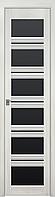 """Міжкімнатні двері """"Віченца C2"""" BLK 400, колір перлина біла"""