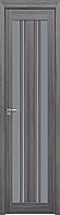 """Міжкімнатні двері """"Верона C2"""" GRF 400, колір перлина графіт"""