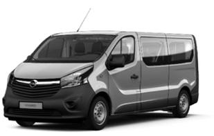 Фонари задние для Opel VIVARO 2014-19
