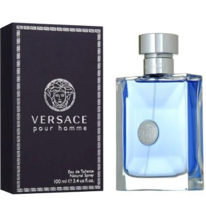 Чоловіча туалетна вода Versace Pour Homme 100 мл