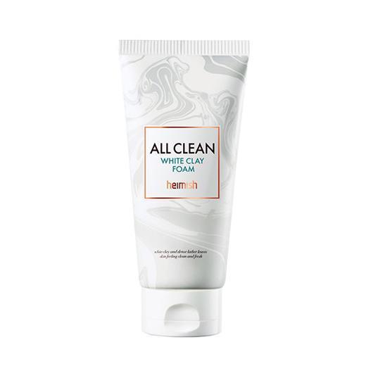 Очищающая пенка с белой глиной HEIMISH All Clean White Clay Foam 150ml (Уценка: мятая упаковка)