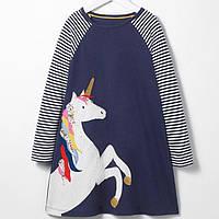 Платье для девочки Единорог Jumping Meters (18-24 мес)