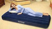 Надувные матрасы Intex Classic Downy Airbeds 68758 (191х137х22см)