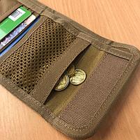 M-Tac кошелек с липучкой Elite Coyote, фото 5