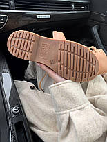 "Зимние ботинки на меху Dr. Martens 1460 Beige Premium ""Бежевые"", фото 2"