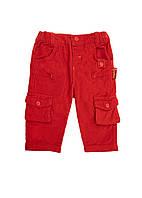 Брюки TUC TUC Baby (31115) Красный M6-68 см