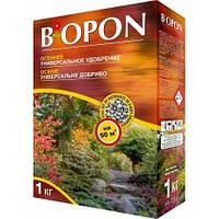 Удобрение гранулированное BIOPON осеннее универсальное 1 кг