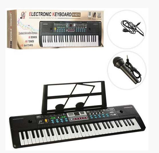 Синтезатор MQ6111-12, (61 клавиша)