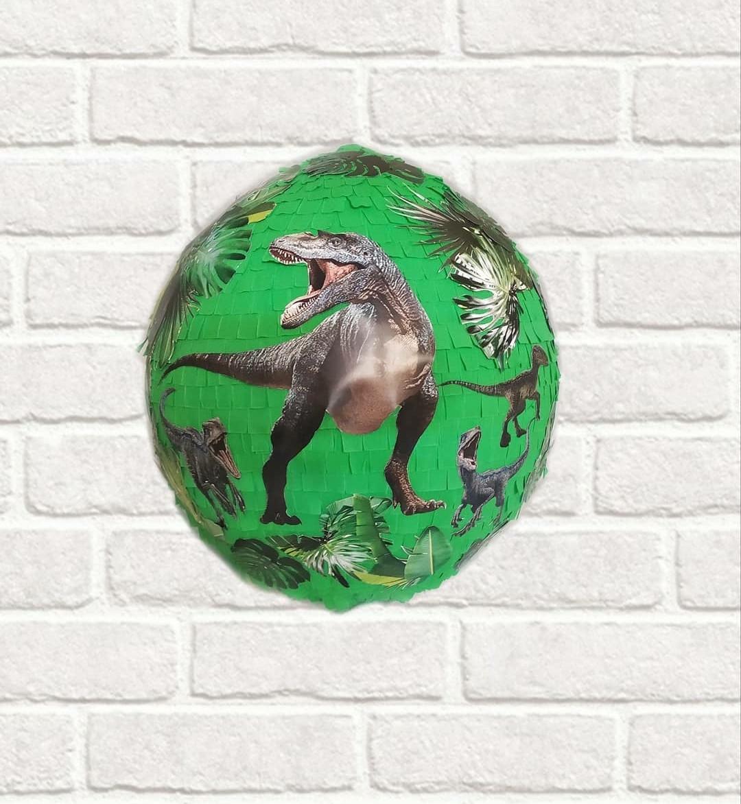 Пиньята мир динозавров 40см