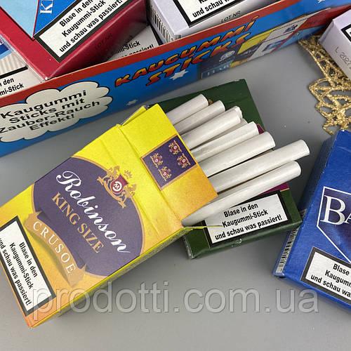 Жвачки в виде сигареты купить запрет продажи несовершеннолетним алкогольных и табачных изделий