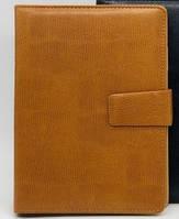 Блокнот с магнитной кнопкой на кольцах., обложка твердая, формат В5 (23,5*17см), 90л, 80гр № 2525-1(8042-5 )
