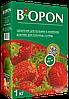 Удобрение гранулированное BIOPON для клубники и земляники 1 кг