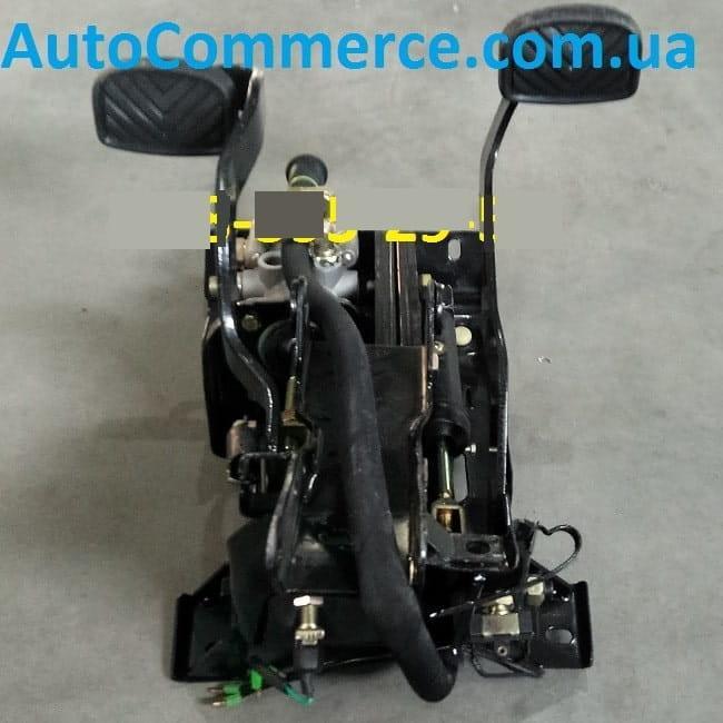 Блок педалей сцепления и тормоза в сборе ХАЗ 3250 АнтоРус, Dong Feng DF