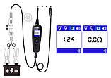 Диагностический тестер JDiag P100 12\24 V (аналог Power probe). Поиск обрывов цепи, фото 7