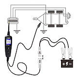 Диагностический тестер JDiag P100 12\24 V (аналог Power probe). Поиск обрывов цепи, фото 8