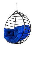 Качеля-кокон Kospa без подставки 150 кг синий