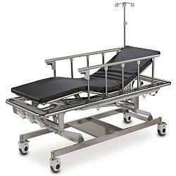 Каталка, ліжко медична 4-секційна OSD-A105B (для переміщення пацієнтів)