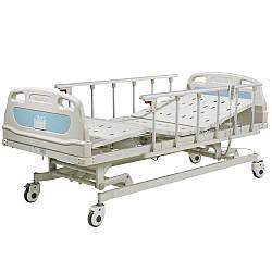 Медичне ліжко функціональна з ручним регулюванням висоти OSD-B02P (лікарняне ліжко)