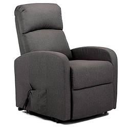Підйомне крісло з одним моторами (сіре) OSD-LANTA AD03-1LS