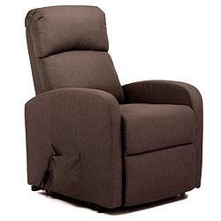 Підйомне крісло з одним моторами (коричневе) OSD-LANTA AD05-1LS