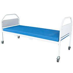 Кровать функциональная медицинская ЛФ-1(для пациентов, с механической регулировкой)