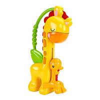 "Погремушка ""Поцелуй мамы-жирафа"", Fisher-Price"