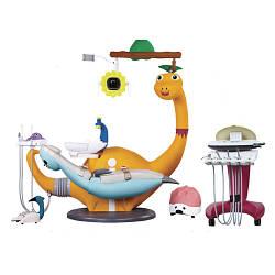 Стоматологическая установка для детского приема AY-215D3